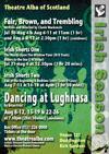 Edinburgh Fringe 2012 poster
