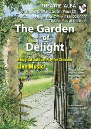 Fringe 2018 The Garden Of Delight