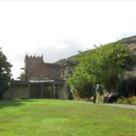 Duddingston Kirk Manse Gardens Fringe Venue