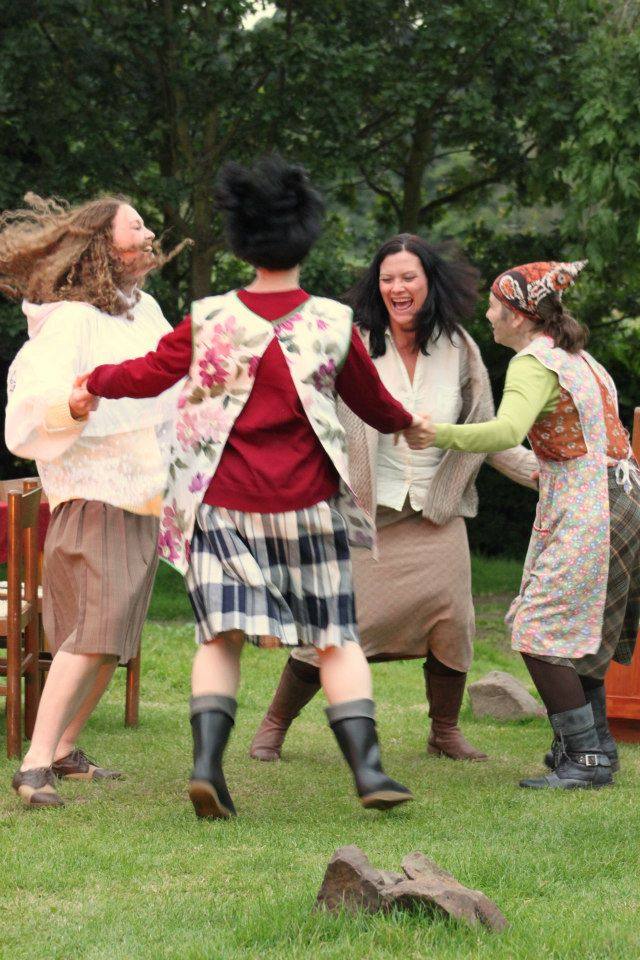 dancing at lughnasa edfringe 2012