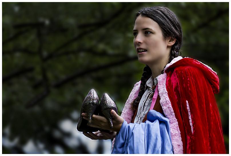 Cinders: A Folk Tale